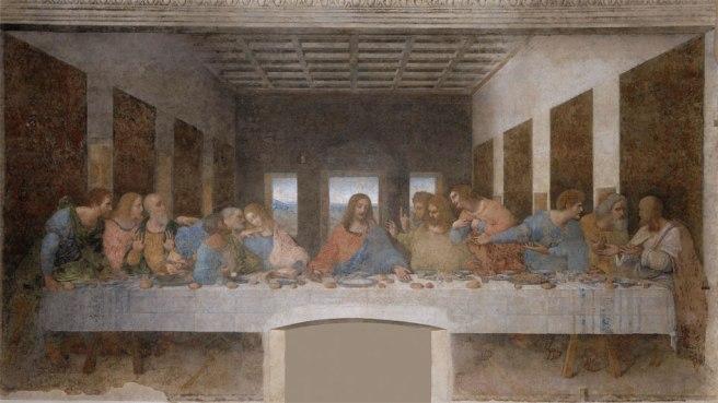 110411-da-vinci-last-supper-credit-wikimedia-commons